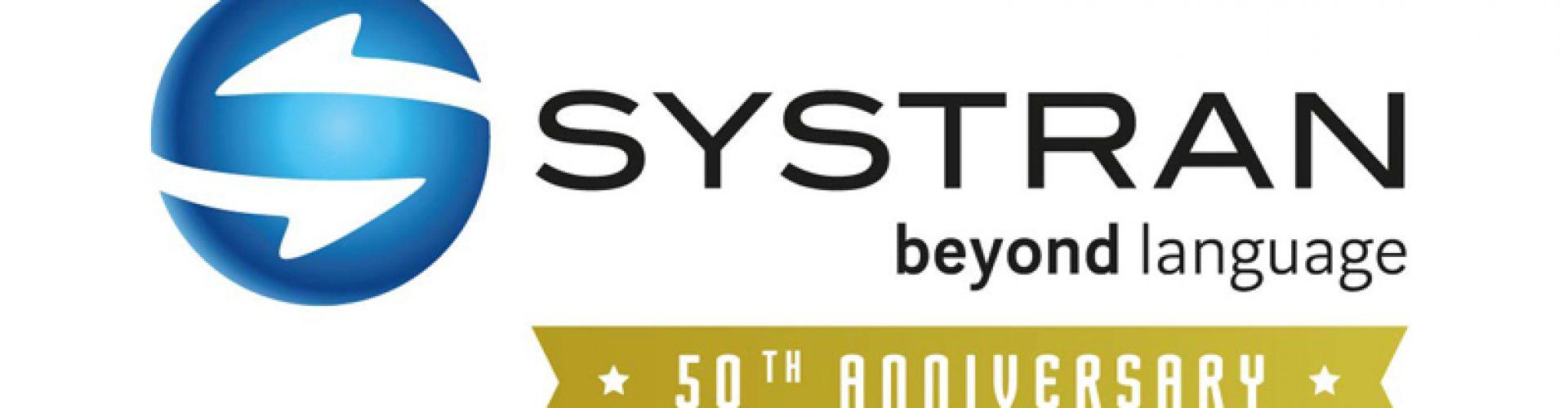 SYSTRAN festeggia 50 anni di attività